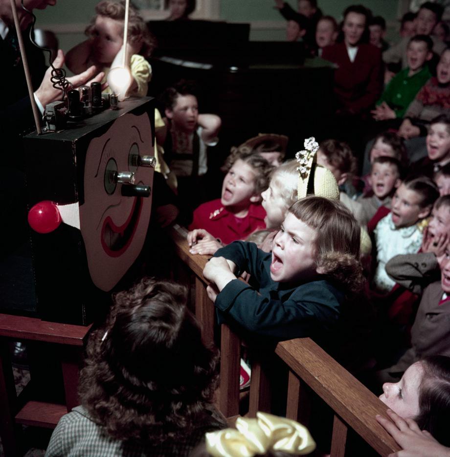 USA. Sing-O-Meter. 1953.