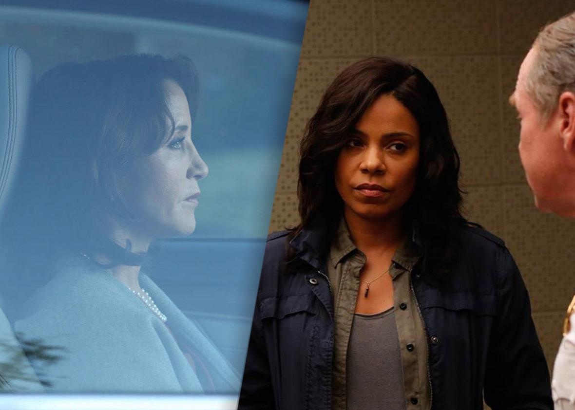 Shots Fired and American Crime, season 2.