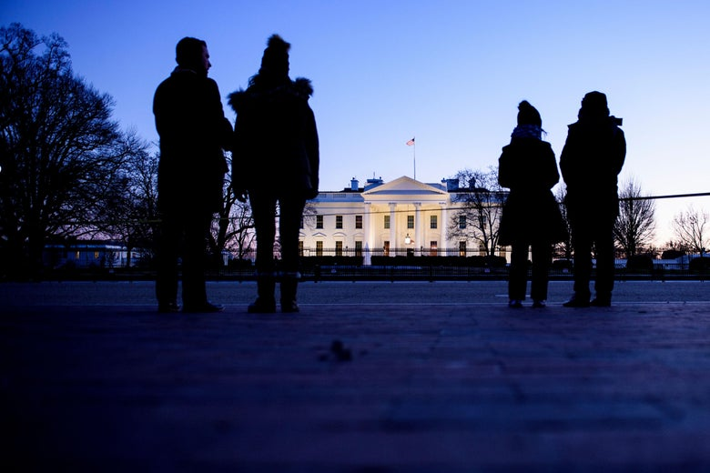 """Atlanta Man Arrested for Alleged Terrorist Plot to """"Blow a Hole in the White House"""""""