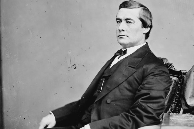 Mike Pence's Impeachment Hero Is a Corrupt 19th Century Politician