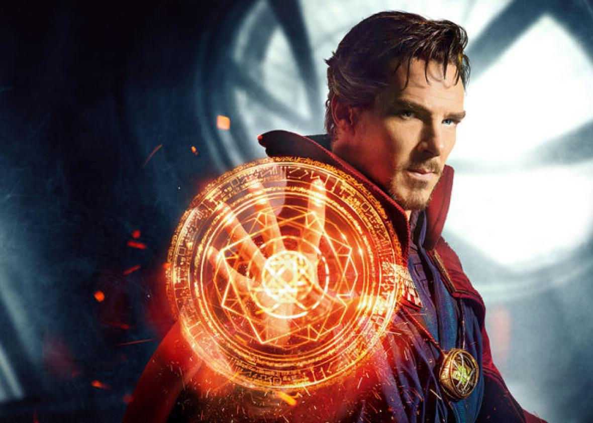 Here's What Critics Have to Say About Doctor Strange