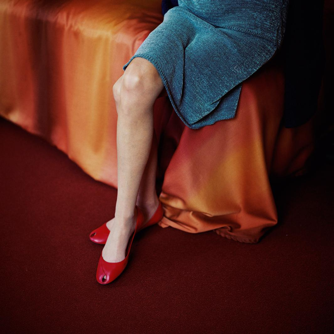 Red Shoes, from the series 'Still Here'