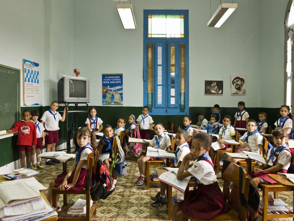 Julian Germain, Classroom Portraits