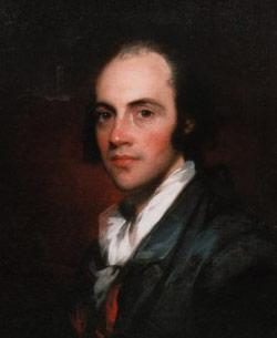 Portrait of Aaron Burr (1756-1836)