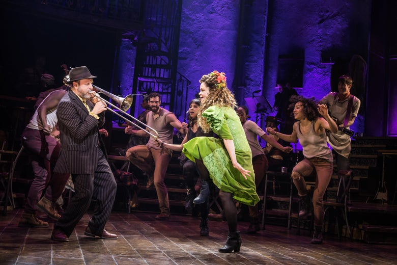 In Praise of the Greatest Trombone Part in Broadway History