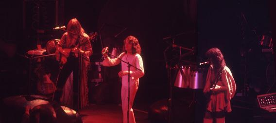 YES, Tales of Topographic Oceans Tour Long Beach Arena, Long Beach, CA March 18, 1974