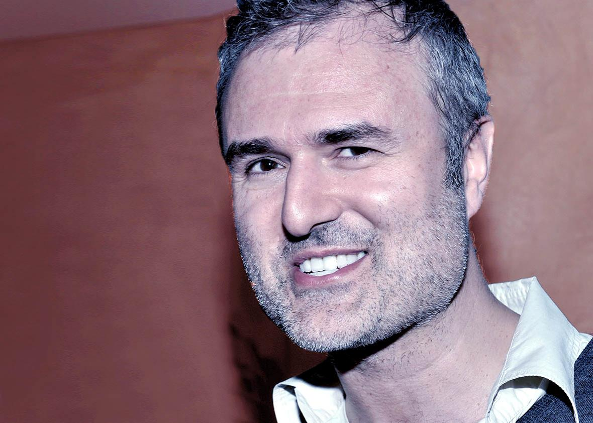 Founder of Gawker Media Nick Denton.