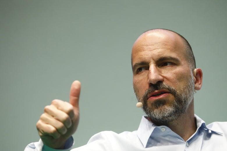 Dara Khosrowshahi, CEO of Uber