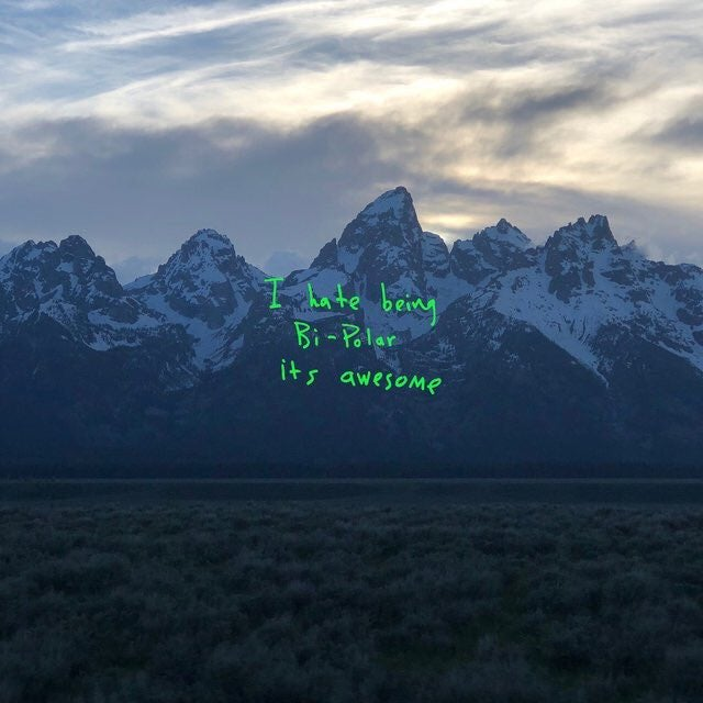 The cover to Ye