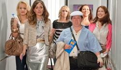 """Still from """"Bridesmaids."""" Click iamge to expand."""
