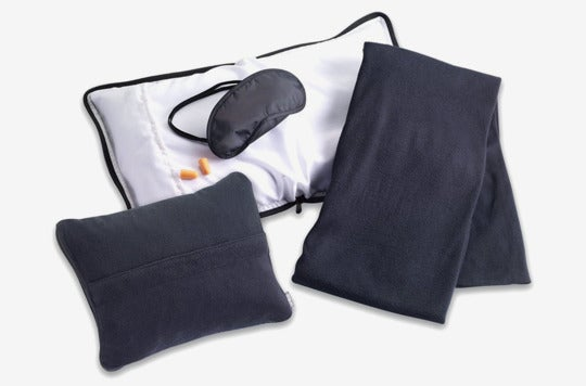 Lewis N. Clark Travel Comfort Set.