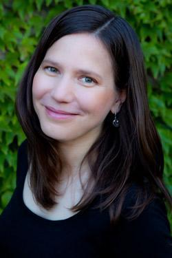 Author Mary Szybist.