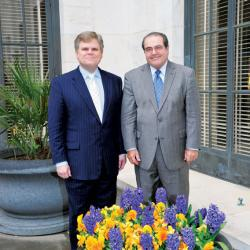 Bryan Garner and Antonin Scalia.