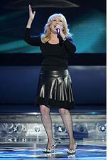 Bette Midler on American Idol.