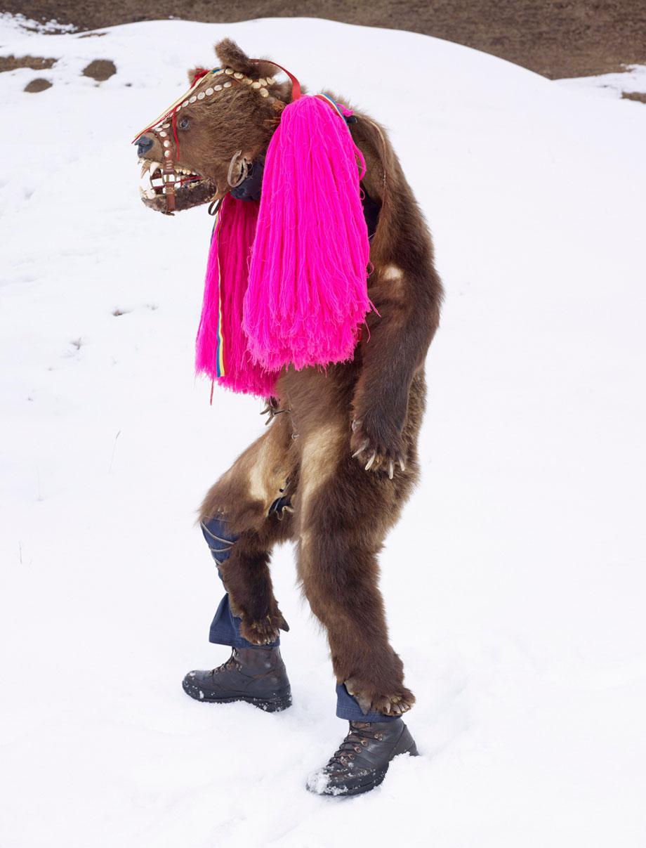 Ursul (Bear), Palanca, Romania, 2010–2011
