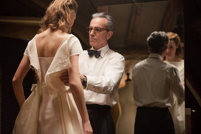 Daniel Day-Lewis in Phantom Thread.