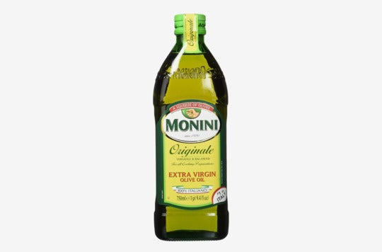 Monini Extra Virgin Olive Oil.