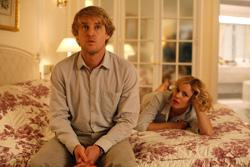 """Owen Wilson as Gil and Rachel McAdams as Inez in the film """"Midnight in Paris."""" Click image to expand."""
