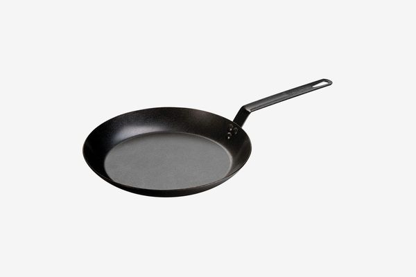 Lodge 12-Inch Carbon-Steel Pan
