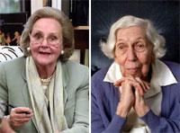 Katharine Graham and Eudora Welty
