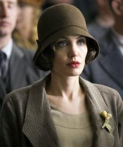 Angelina Jolie in The Changeling.