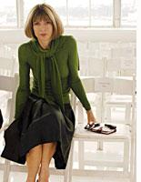 Wintour: radical chic