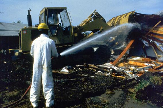Love Canal Cleanup 1978