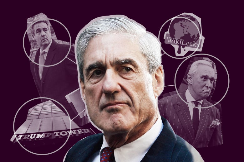 Robert Mueller Might Be Wrapping Things Up. Has He Proved a Conspiracy Between Trump and Russia?