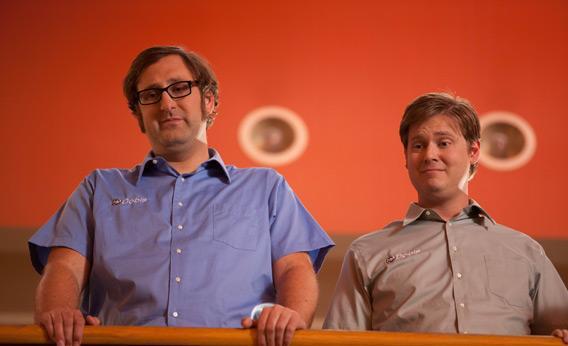 Eric Wareheim and Tim Heidecker