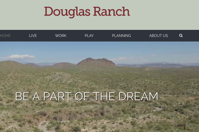 Douglas Ranch.