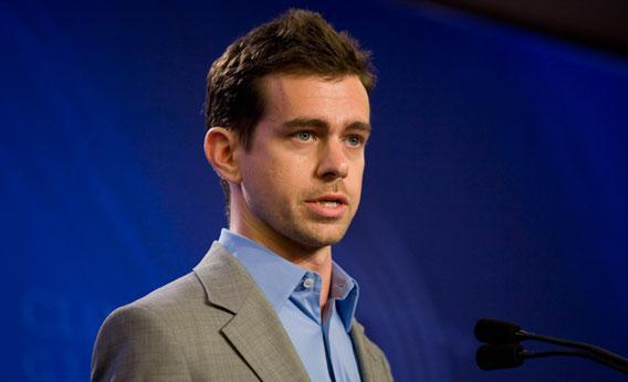 Jack Dorsey, the co-founder and chairman of Twitter