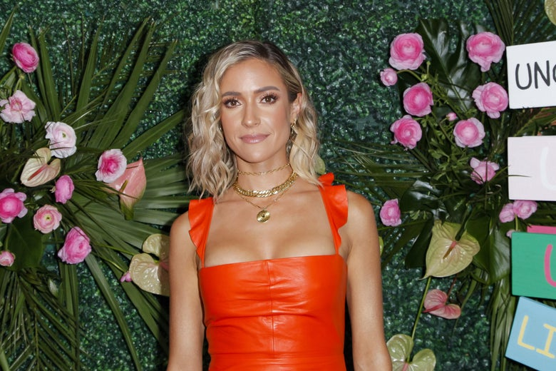 Kristin Cavallari attends an Uncommon James launch party on March 5, 2020 in West Hollywood, California.