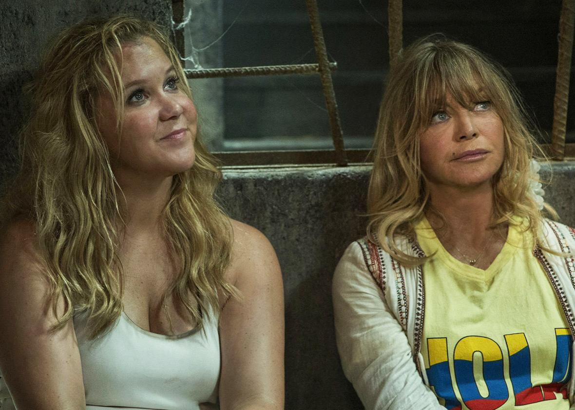 Snatched, With Amy Schumer And Goldie Hawn, Reviewed