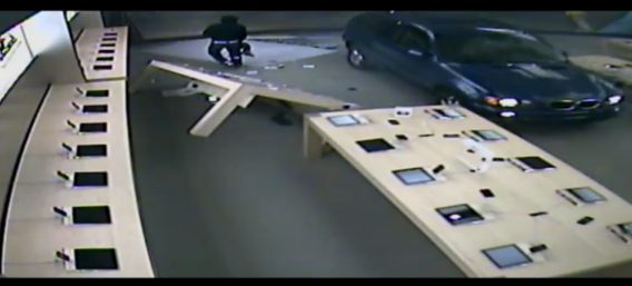Temecula Apple Store burglary