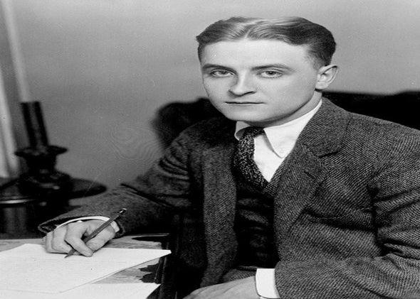 F. Scott Fitzgerald, 1921