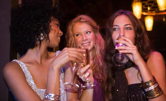 Is ladies' night discriminatory?