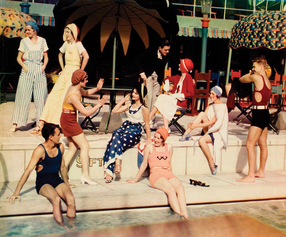 Color Rush, Nickolas Muray