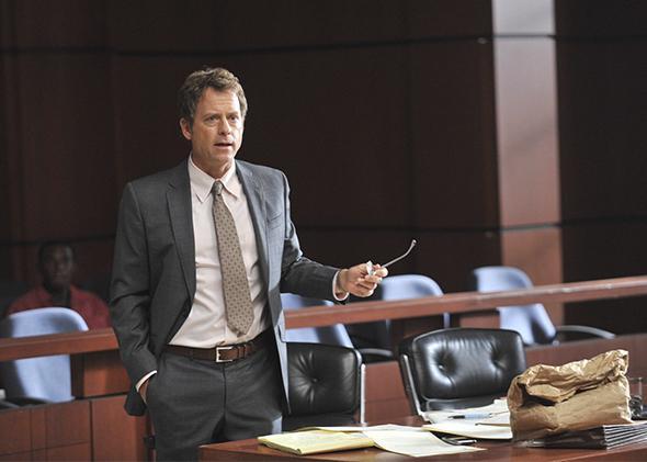 Greg Kinnear as Keegan Deane on Rake