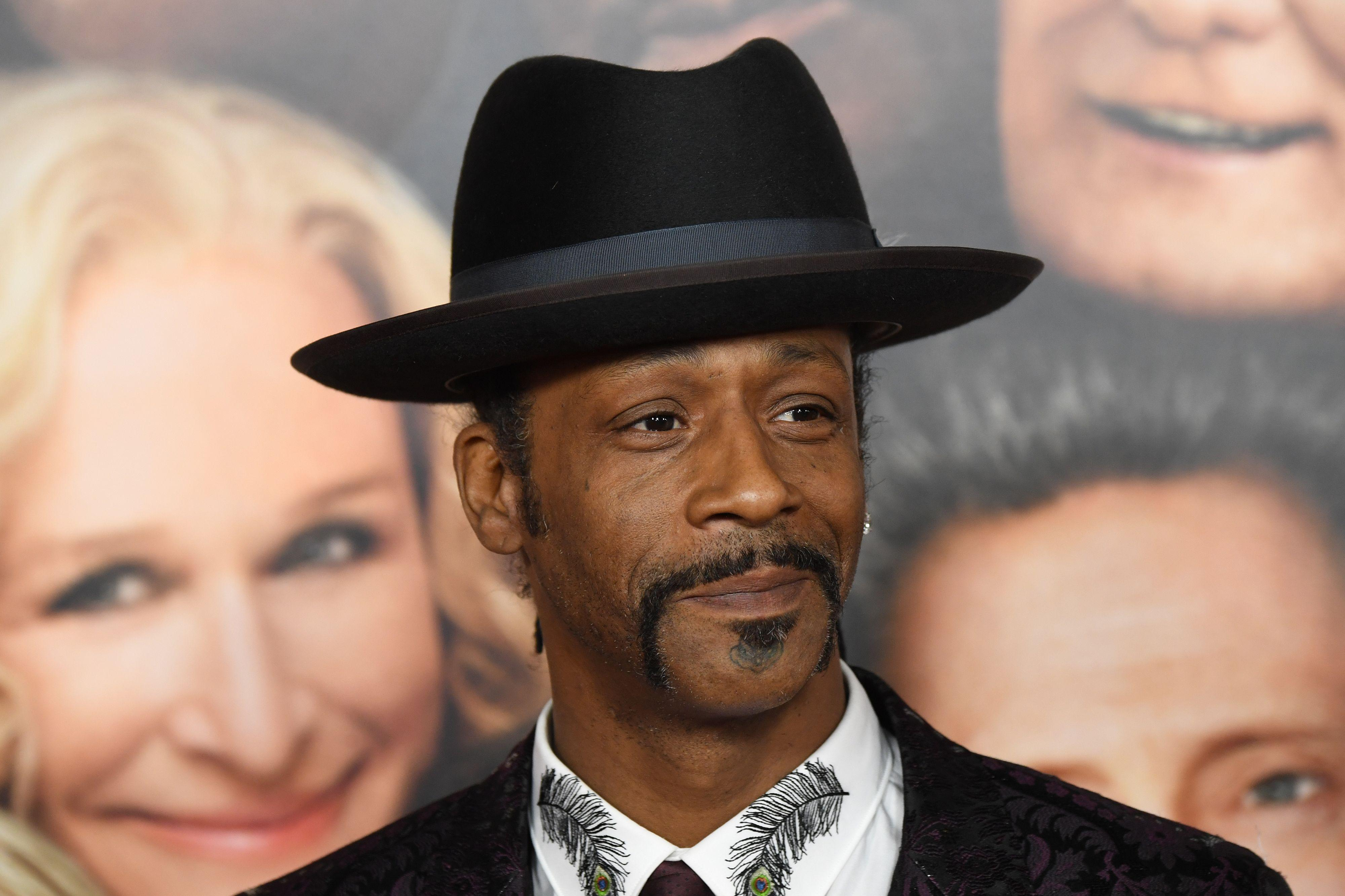 Actor Katt Williams attends the premiere of 'Father Figures'at the TCL Chinese Theater in Hollywood, California.
