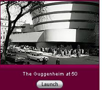 Click here for a slide show about the art and architecture of New York's Guggenheim Museum.