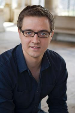 Author Chris Hayes.