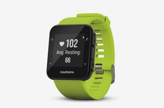 Garmin Forerunner 35 Watch.
