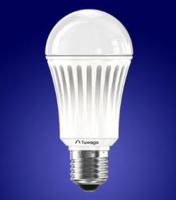 Tuwago Dimmable A19 LED Bulb with Samsung® LEDs.