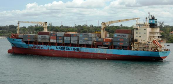 The real-life Maersk Alabama