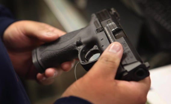 The Gun Glossary: Definitions of firearm lingo and types of weapons