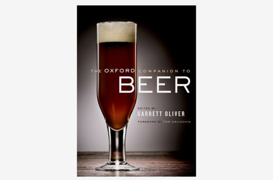 The Oxford Companion to Beer.