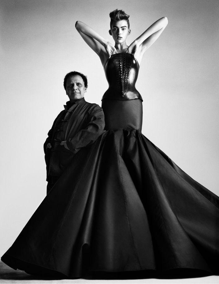 Fashion Designer Azzedine Alaia A Major Retrospective From The Father Of The Bodycon Dress