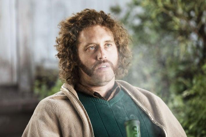 TJ Miller as Erlich Bachman.