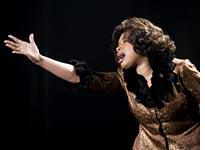 Jennifer Hudson in Dreamgirls. Click image to expand.