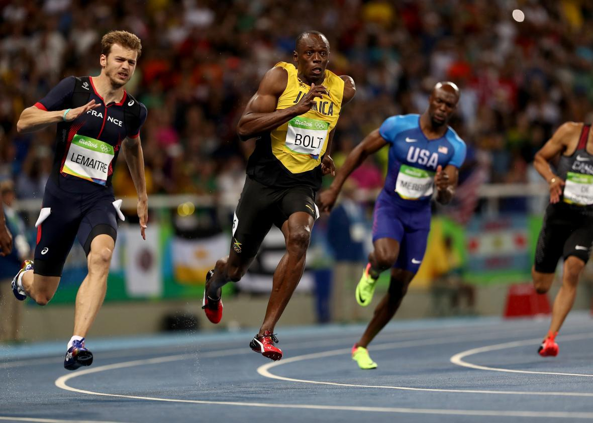 Usain Bolt has won two gold medals at the 2016 Olympics ...